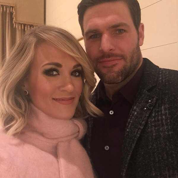 Mike Fisher Celebrates Carrie Underwood and Her ''Killer Hair'' on 35th Birthday