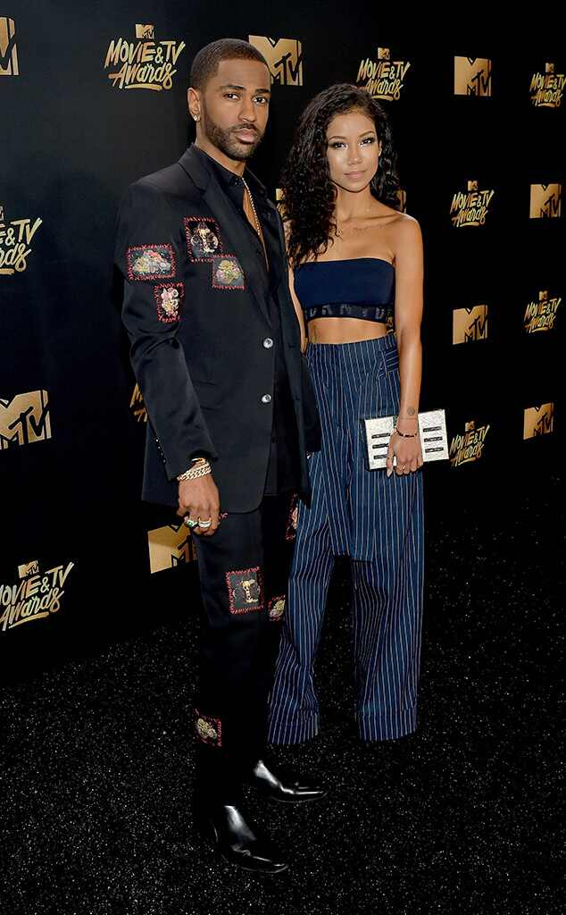 Jhene Aiko Shoots Down Those Big Sean Cheating Rumors