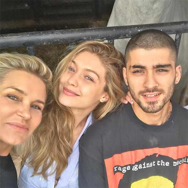 Zayn Malik Unfollows Gigi and Yolanda Hadid on Instagram After Breakup