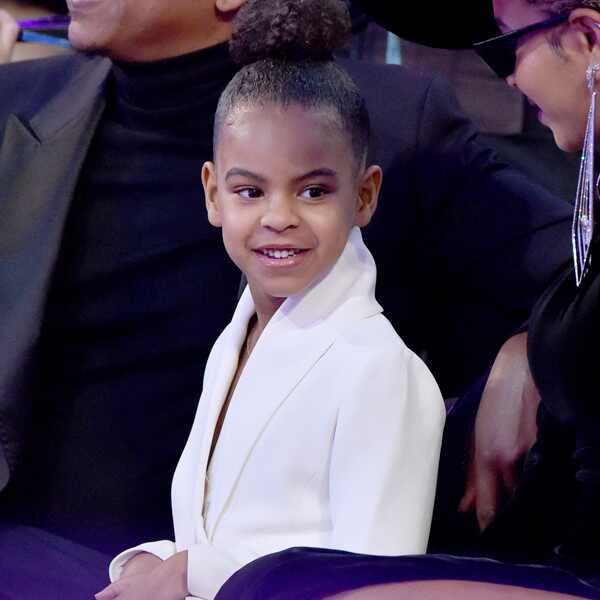 Blue Ivy Carter Bids $19K on Art While Attending Auction With Beyoncé and Jay-Z