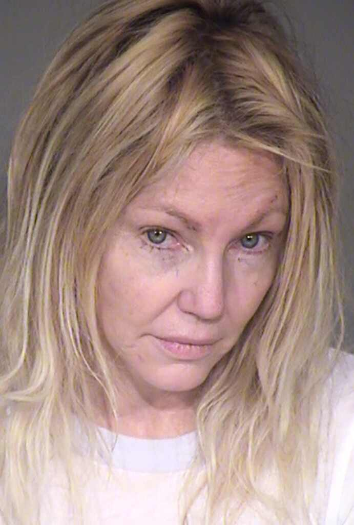 Heather Locklear Checked Into Treatment Center After Domestic Violence Arrest