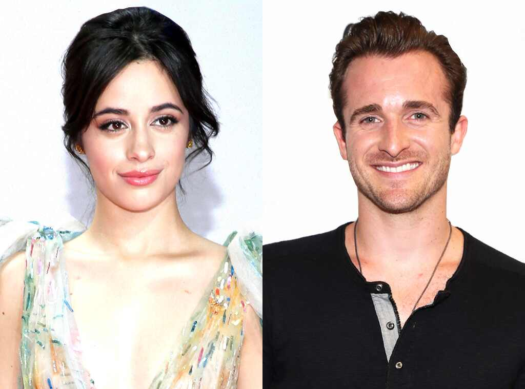 "Camila Cabello Feels Like She's on ""Cloud 9"" Since Dating Matthew Hussey"