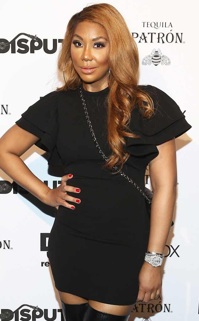 """Tamar Braxton Shaves Her Head: """"I'm Over Feeling Captive to a Wig"""""""