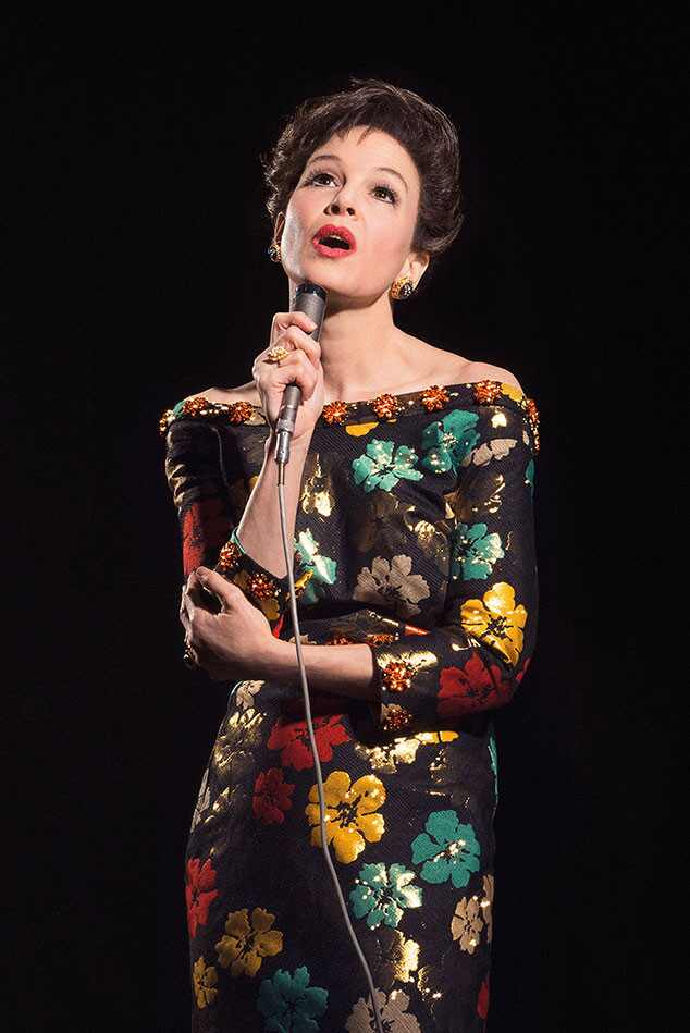 Renée Zellweger Transforms Into Judy Garland in First Photo for Upcoming Film Judy