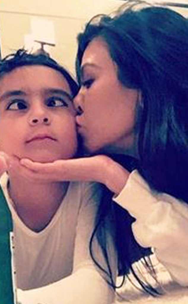 Kourtney Kardashian Explains Why She Made Mason Disick Delete His Instagram