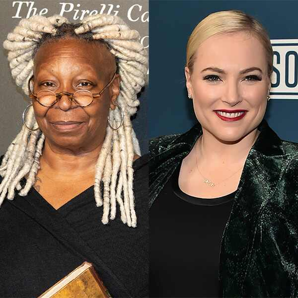 Meghan McCain Credits Whoopi Goldberg's ''Psychic Abilities'' for Predicting Her Pregnancy