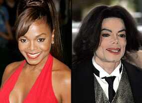 Janet Jackson, Michael Jackson