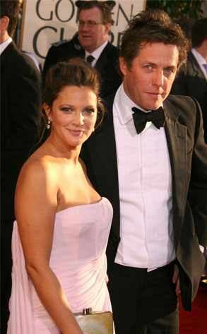 Drew Barrymore, Hugh Grant