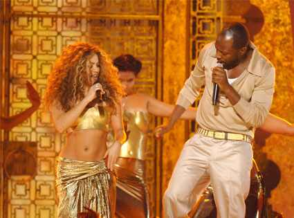 Shakira, Wyclef
