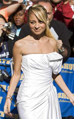 Nicole Richie Wedding. Nicole Richie married her long-term partner Joel