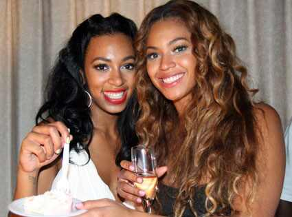 Solange Knowles, Beyonce