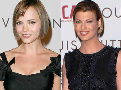 The most popular angled bob hairstyle will probably be the classic shaped