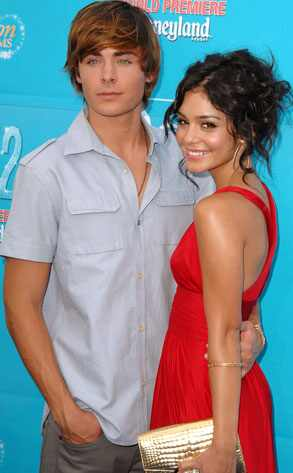 vanessa and zac