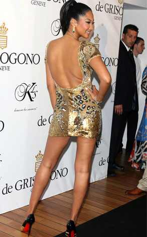 kimora lee simmons chanel model. Kimora Lee Simmons