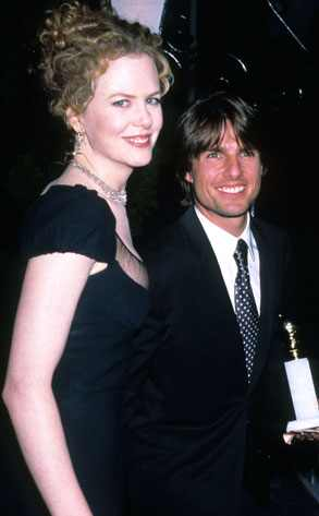NICOLE KIDMAN and TOM CRUISE. The tragedy has become the subject of much