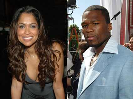 Tracey Edmonds,50 Cent Courtesy of Tao,Lester Cohen/WireImage.com