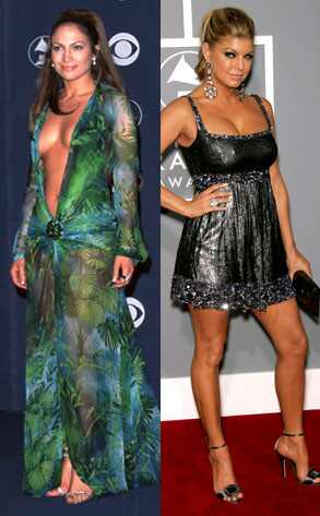 jennifer lopez dresses. Jennifer Lopez Grammy Dress