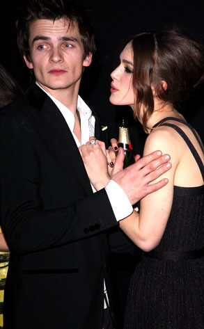 keira knightley dating. Putting an end to the rumor mill whispers, Keira Knightley's father has come