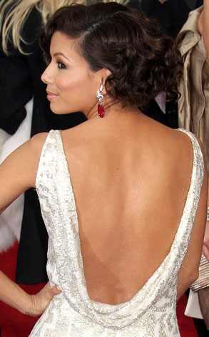 eva longoria wedding hair. Eva Longoria