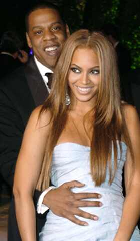 jay z and beyonce wedding. Jay-Z was photographed