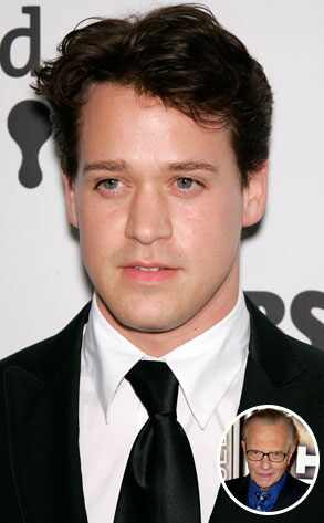Larry King, T.R. Knight