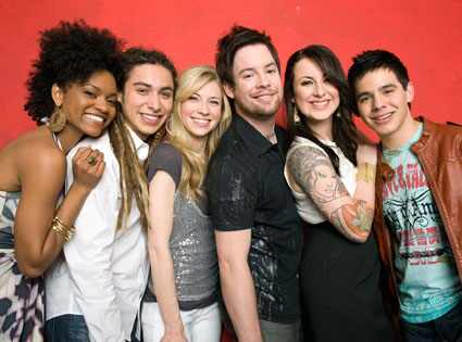 american idol contestants season 10. American Idol Season 7: Top 6