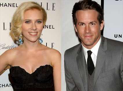 Ryan Reynolds Sexiest Man Alive? Who Cares! Scarlett Johansson All Day!