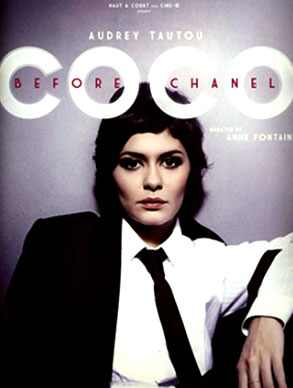 Коко до Шанель / Coco before Chanel.  В ролях.  2009. Год выпуска.