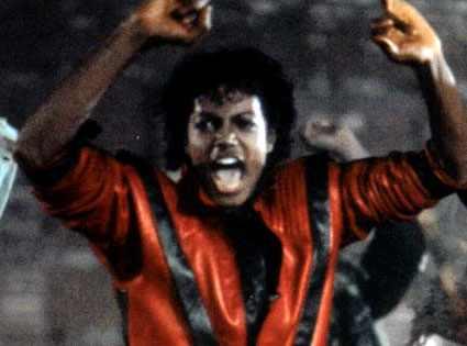 マイケル・ジャクソンの「スリラー」が音楽ビデオ初の映像の殿堂入り