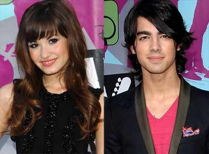 Joe Jonas és Demi Lovato 2