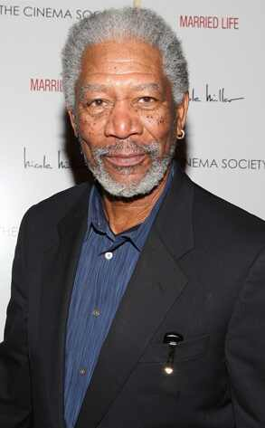 Morgan Freeman Missus Finalize Divorce  E Online