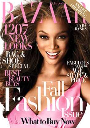 tyra banks fat pictures. crazy-fierce Tyra Banks to