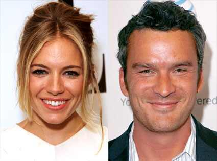 balthazar getty and sienna miller. Just last week, Sienna Miller