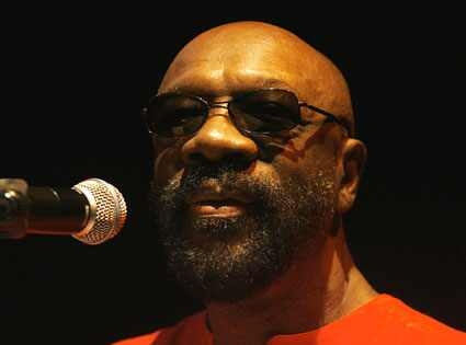 Isaac Hayes in