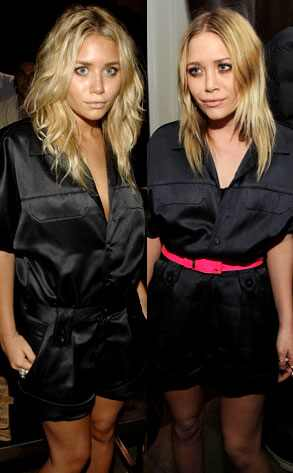 Olsen Twins Little Sister. The Olsen twins are said to be