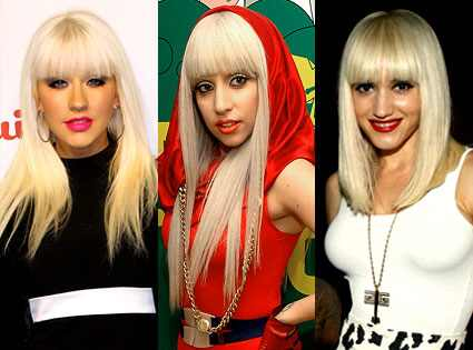 Lady Gaga's middle name is Stefani, so I thought they're related!