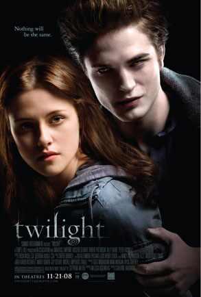Twilight, movie poster