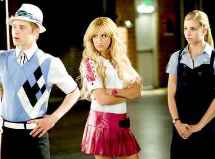 Ashley Tisdale diz que ela e Lucas Grabeel se odiavam na época de High School Musical