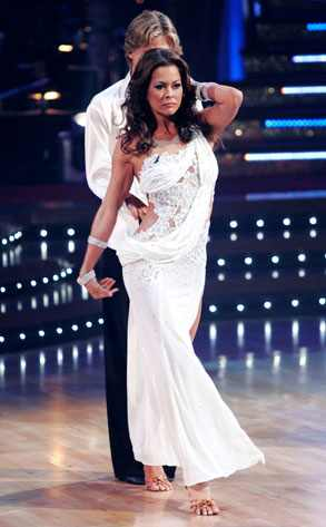 brooke burke dancing with stars dress. Brooke Burke, Dancing with the