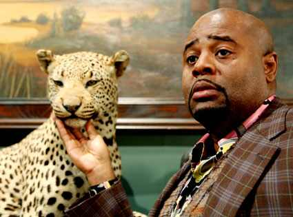 Pushing Daisies, Chi McBride