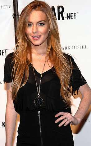Lindsay Lohan Jason Kempin/Getty Images for FEARnet