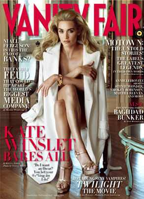 Kate Winslet - Vanity Fair