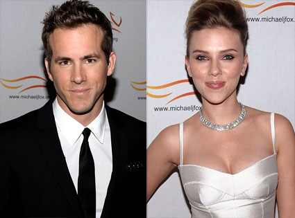 ryan reynolds and scarlett johansson wedding. Ryan Reynolds, Scarlett
