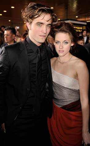 kristen stewart and robert pattinson. Rob Pattinson and Kristen