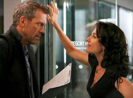 Cuddy And House. House e Cuddy,