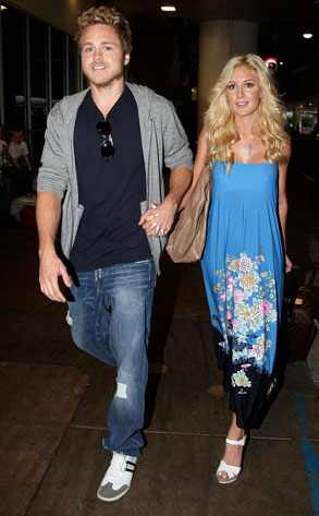 Heidi Montag, Spencer Pratt, Honeymoon