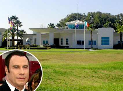 john travolta ocala home