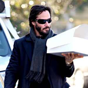 keanu reeves married