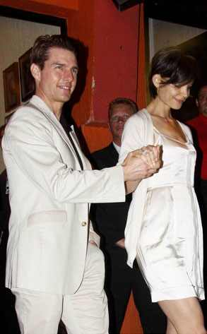 tom cruise and katie holmes wedding pics. Tom Cruise, Katie Holmes
