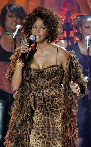 More Recent Whitney Houston